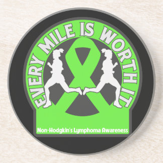 Non-Hodgkins Lymphoma Every Mile Is Worth It Coaster