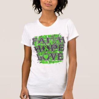 Non-Hodgkin's Lymphoma Faith Hope Love Shirts