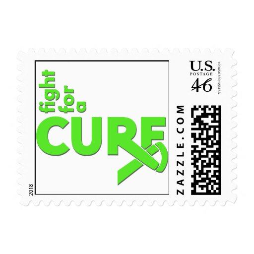 Non-Hodgkins Lymphoma Fight For A Cure Postage Stamp