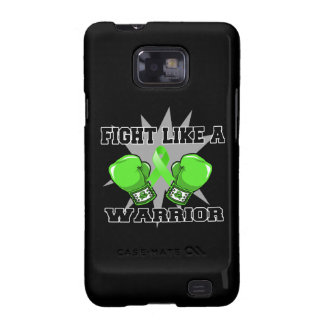Non-Hodgkins Lymphoma Fight Like a Warrior Samsung Galaxy SII Cases