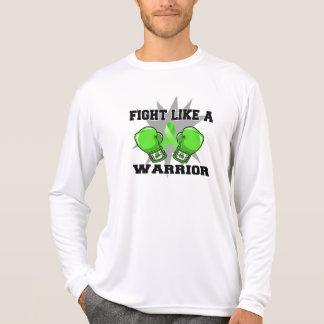 Non-Hodgkins Lymphoma Fight Like a Warrior Shirt
