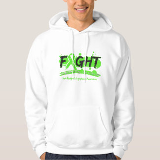 Non-Hodgkin's Lymphoma FIGHT Supporting My Cause Hoodie