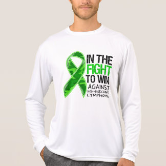 Non-Hodgkins Lymphoma - Fight To Win T-shirt
