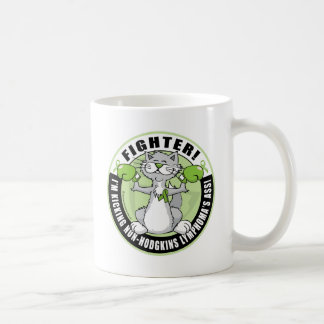 Non-Hodgkins Lymphoma Fighter Coffee Mug
