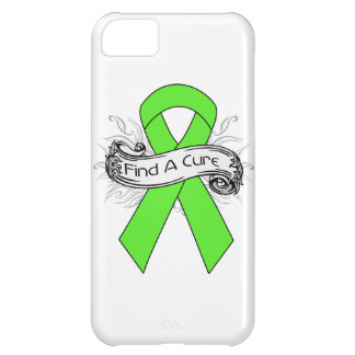 Non-Hodgkins Lymphoma Find A Cure Ribbon iPhone 5C Cover