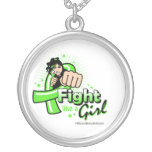 Non-Hodgkin's Lymphoma Fist - Fight Like a Girl Custom Jewelry