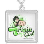 Non-Hodgkin's Lymphoma Fist - Fight Like a Girl Jewelry
