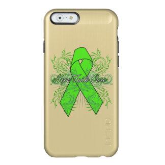 Non-Hodgkins Lymphoma Flourish Hope Faith Cure Incipio Feather® Shine iPhone 6 Case