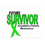 Non-Hodgkins Lymphoma Future Survivor Postcard