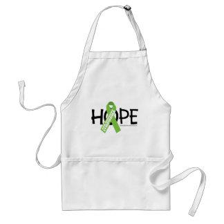 Non-Hodgkins Lymphoma Hope Adult Apron