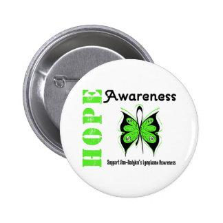 Non-Hodgkin's Lymphoma Hope Awareness 2 Inch Round Button