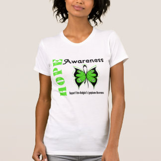 Non-Hodgkin's Lymphoma Hope Awareness T-shirts