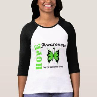 Non-Hodgkin's Lymphoma Hope Awareness T-shirt