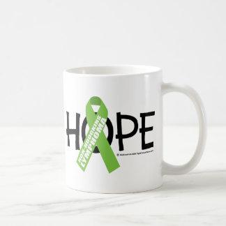 Non-Hodgkins Lymphoma Hope Coffee Mug