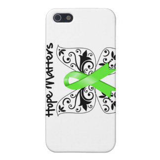 Non-Hodgkins Lymphoma Hope Matters iPhone 5 Cases