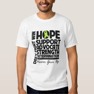 Non-Hodgkins Lymphoma Hope Support Advocate T-Shirt