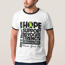 Non-Hodgkins Lymphoma Hope Support Advocate T-Shirt