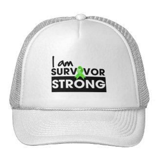 Non-Hodgkins Lymphoma I am Survivor Strong Trucker Hat