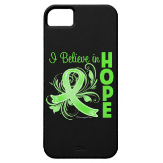 Non-Hodgkins Lymphoma I Believe in Hope iPhone 5 Case