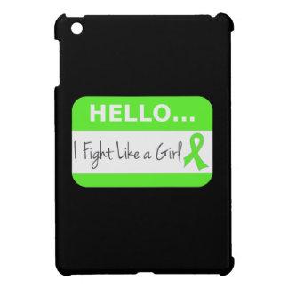 Non-Hodgkins Lymphoma I Fight Like a Girl iPad Mini Covers