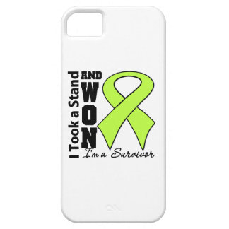 Non-Hodgkins Lymphoma I Took a Stand and Won iPhone 5 Cases