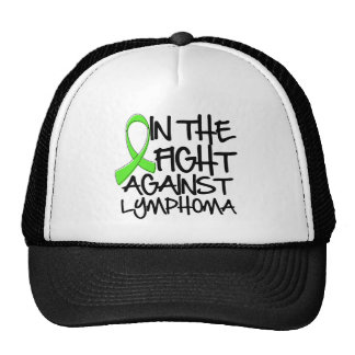 Non-Hodgkins Lymphoma - In The Fight Mesh Hat
