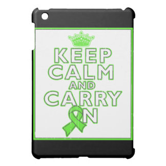 Non-Hodgkins Lymphoma Keep Calm and Carry ON Case For The iPad Mini
