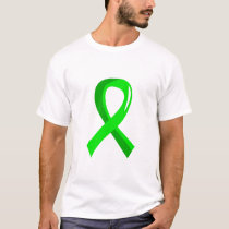 Non-Hodgkin's Lymphoma Lime Green Ribbon 3 T-Shirt