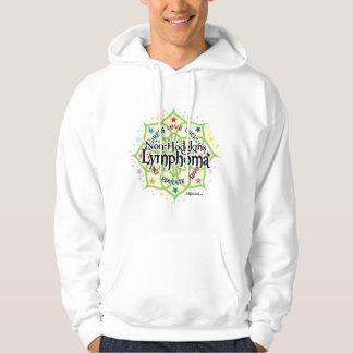Non-Hodgkins Lymphoma Lotus Hoodie