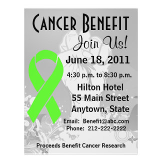 Non-Hodgkin's Lymphoma Personalized Benefit Flyer