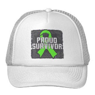Non-Hodgkins Lymphoma Proud Survivor Trucker Hat