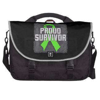 Non-Hodgkins Lymphoma Proud Survivor Laptop Computer Bag