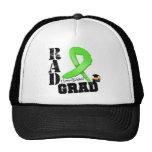 Non Hodgkins Lymphoma Radiation Therapy RAD Grad Mesh Hats