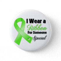 Non-Hodgkins Lymphoma Ribbon Someone Special Button