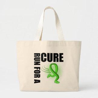 Non-Hodgkin's Lymphoma Run For A Cure Tote Bag