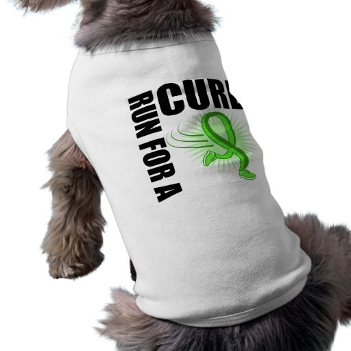 Non-Hodgkins Lymphoma Run For a Cure Doggie T-shirt