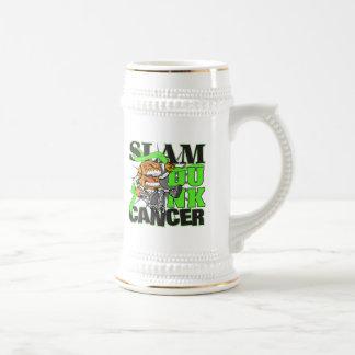 Non-Hodgkin's Lymphoma - Slam Dunk Cancer Mugs
