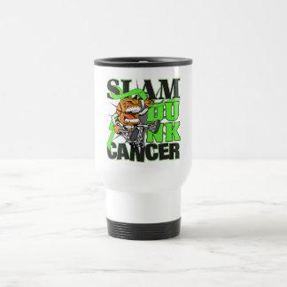 Non-Hodgkin's Lymphoma - Slam Dunk Cancer Coffee Mug