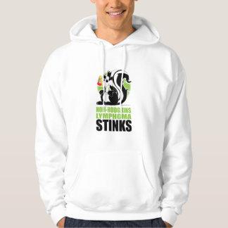 Non-Hodgkin's Lymphoma Stinks Hoodie