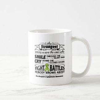 Non-Hodgkins Lymphoma Strongest Among Us Coffee Mug