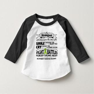 Non-Hodgkins Lymphoma Strongest Among Us T-Shirt