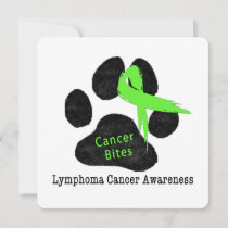 Non-Hodgkins Lymphoma Support Note Card