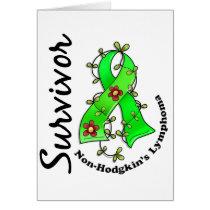 Non-Hodgkin's Lymphoma Survivor 15 Card