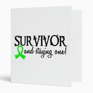 Non-Hodgkin's Lymphoma Survivor 18 3 Ring Binder