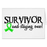Non-Hodgkin's Lymphoma Survivor 18 Card
