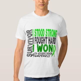 Non-Hodgkin's Lymphoma Survivor 4 T Shirt
