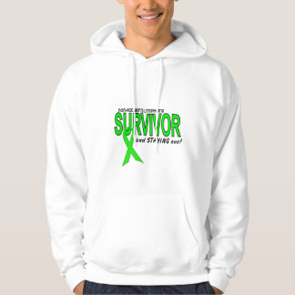 Non-Hodgkins Lymphoma Survivor & STAYING One! Hoodie