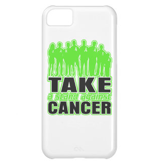 Non-Hodgkins Lymphoma -Take A Stand Against Cancer Cover For iPhone 5C