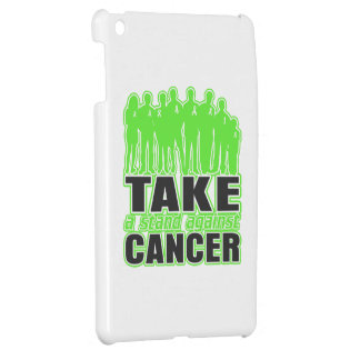 Non-Hodgkins Lymphoma -Take A Stand Against Cancer iPad Mini Case