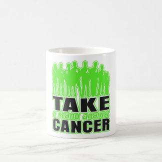 Non-Hodgkins Lymphoma -Take A Stand Against Cancer Coffee Mug